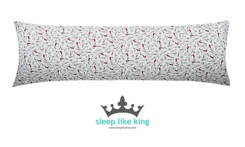 WEDDING KINGPILLOW 160 x 50 cm - poducha dla pary