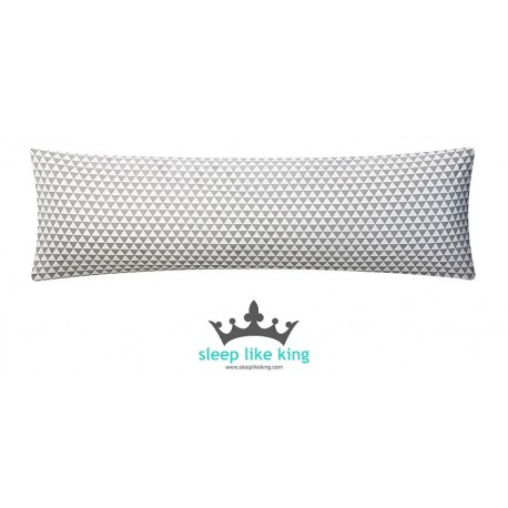 TRIANGLE KINGPILLOW 160 x 50 cm