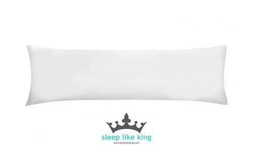 WHITE KINGPILLOW 160 x 50 cm