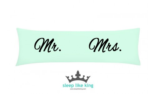 Mr and Mrs KINGPILLOW 160 x 50 cm