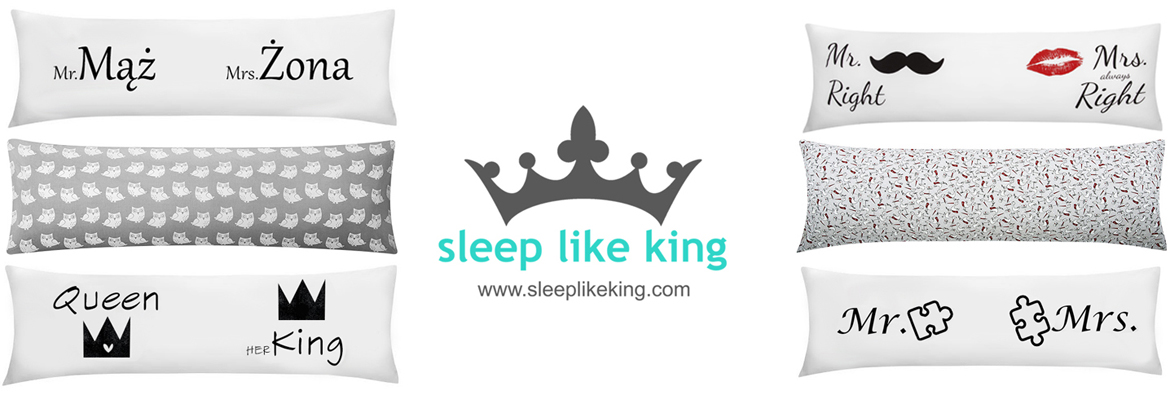 Sleep Like King - Sklep internetowy 24h